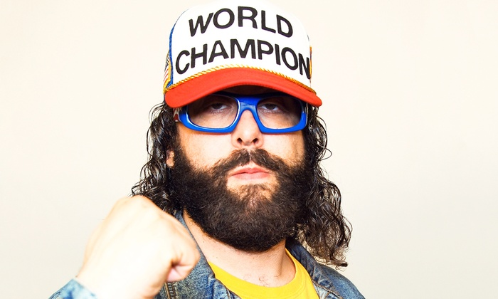 Brava Theater Center - Main Theater - Mission District: Judah Friedlander: If The Raindrops United Stand-up and Book Release Show at Brava Theater Center - Main Theater