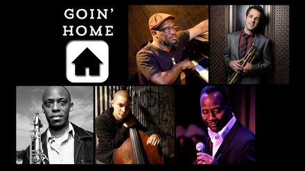 Goin' Home: Orrin Evans, Marcus Strickland, Gregory Generet, Dominick Farinacci & Luques Curtis at Manchester Craftsmen's Guild Jazz