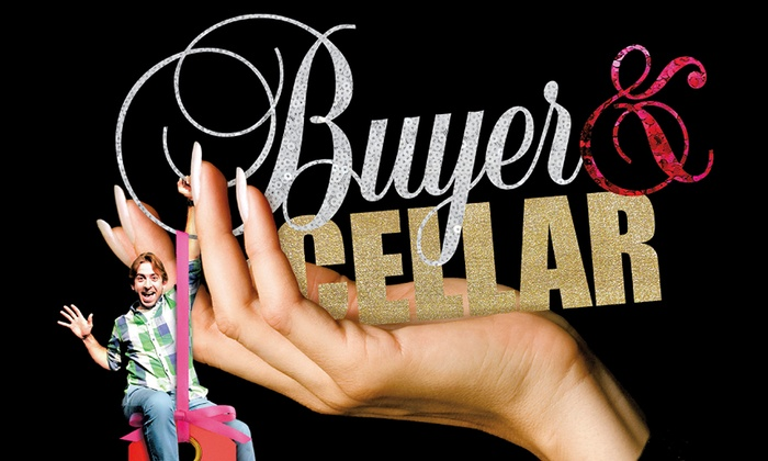 Lyric Stage Company of Boston - Prudential - St. Botolph: Buyer & Cellar at Lyric Stage Company of Boston