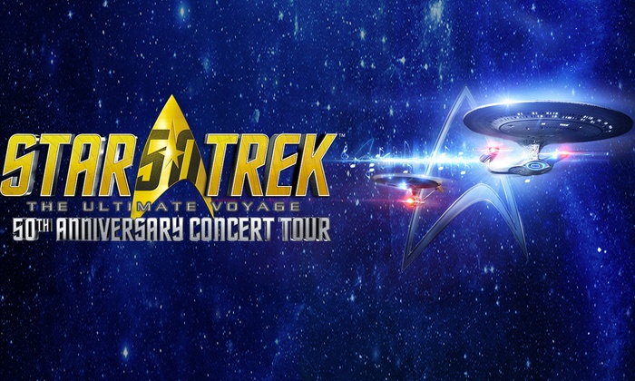 Providence Performing Arts Center - Providence Performing Arts Center: Star Trek: The Ultimate Voyage at Providence Performing Arts Center