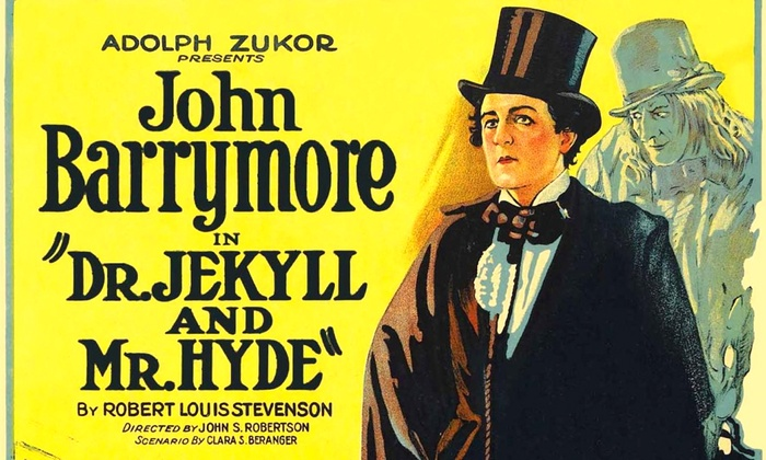 The Grand - Downtown Galveston: Silent Film Dr. Jekyll and Mr. Hyde at The Grand