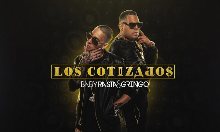Giggles Night Club - City Center: Baby Rasta y Gringo at Giggles Night Club