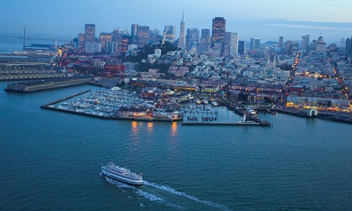 Hornblower Yachts San Francisco - Northern Waterfront: San Francisco Dinner Cruise