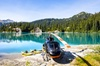 Compass Heli Tours Ltd - Abbotsford: Private Helicopter Tour, Paddle Boarding, and Picnic Experience