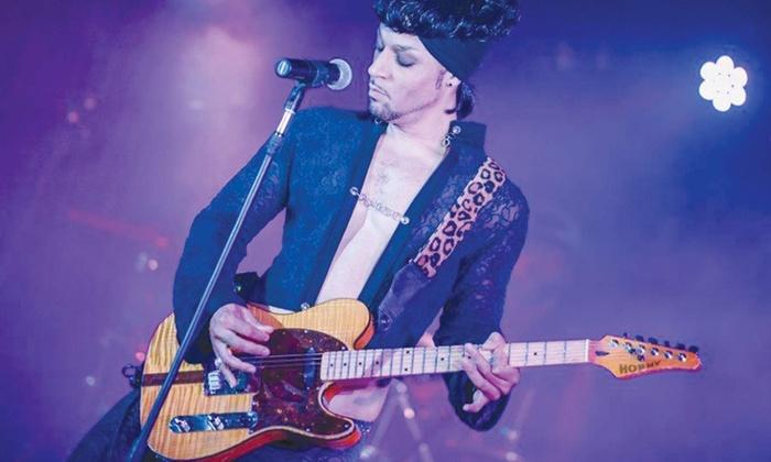 Westgate Las Vegas Resort & Casino - Westgate Cabaret - Las Vegas, NV: Prince Tribute Purple Reign