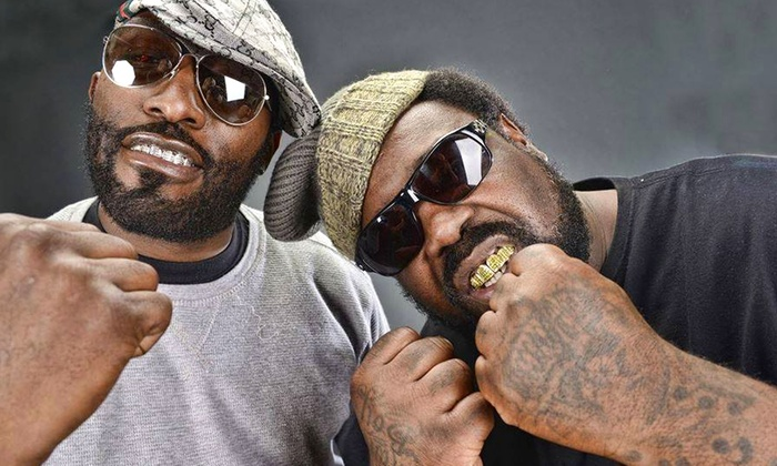 Portage Theater - Portage Theater: 8Ball & MJG at Portage Theater