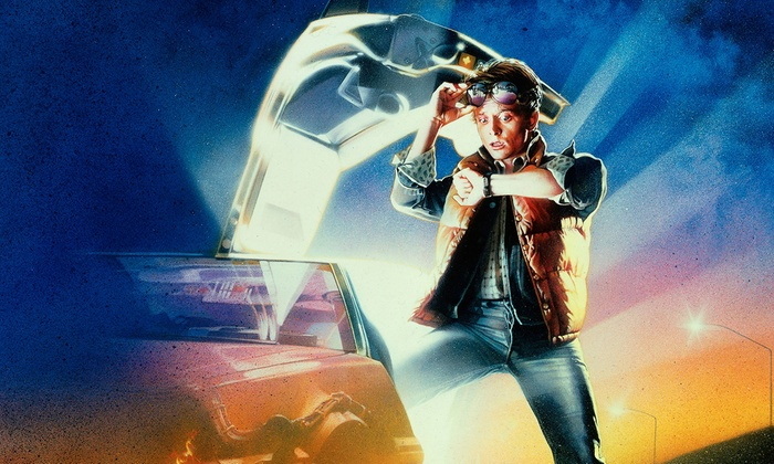 Colorado Symphony - Boettcher Concert Hall - Central Business District: Symphony at the Movies: Back to the Future at Colorado Symphony - Boettcher Concert Hall