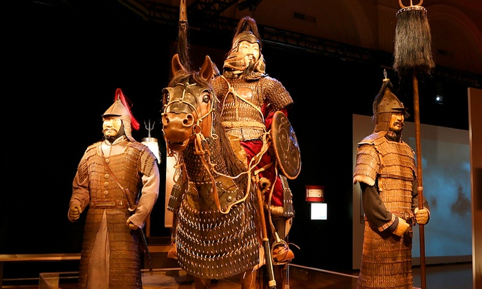 The Franklin Institute - The Franklin Institute: Genghis Khan: Bring the Legend to Life at The Franklin Institute