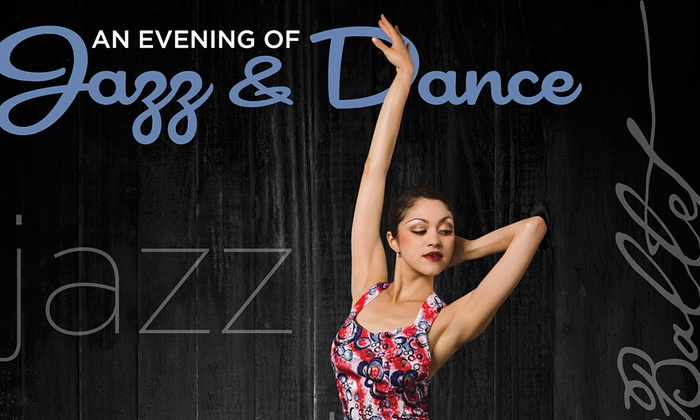 The Lyceum Stage - Central San Diego: An Evening of Jazz & Dance at The Lyceum Stage