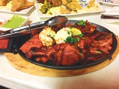 $10 for $20 Worth of Delicious Indian Cuisine at Saffron  Indian Restaurant, plus 6.0% Cash Back from Ebates.