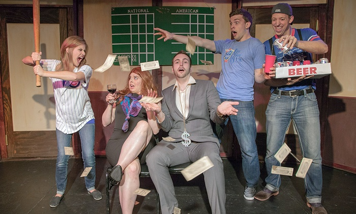 The Public House Theatre - The Pub Theatre: If You Rebuild It, They Might Come at The Public House Theatre