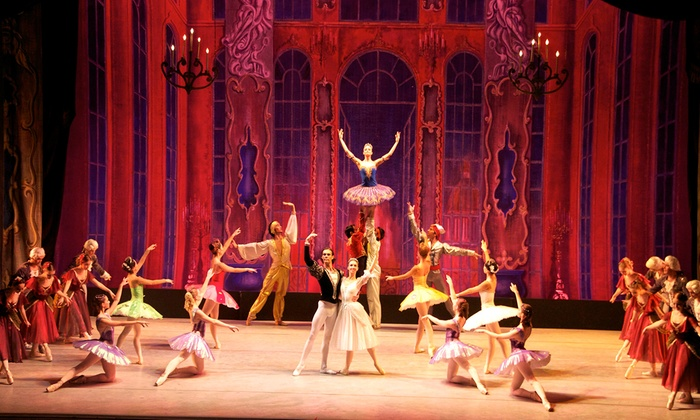 McAninch Arts Center - McAninch Arts Center at the College of DuPage: Moscow Festival Ballet: Cinderella at McAninch Arts Center
