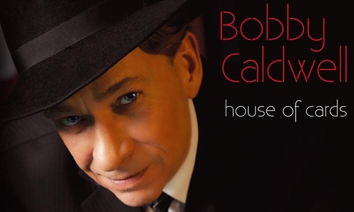 Bethesda Blues & Jazz Supper Club - Bethesda: Singer Bobby Caldwell at Bethesda Blues & Jazz Supper Club