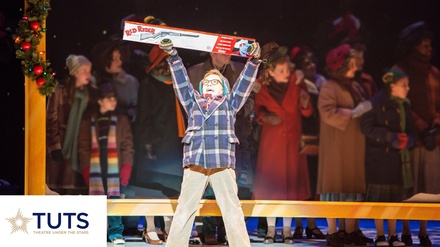A Christmas Story: The Musical at The Hobby Center for the Performing Arts - Sarofim Hall
