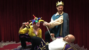Lesher Center for the Arts - Knight Stage 3 Theatre: Spontaneous Shakespeare! at Lesher Center for the Arts - Knight Stage 3 Theatre