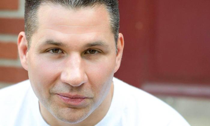 Boca Black Box  - Boca Glades: Comedian Mike Vecchione at Boca Black Box