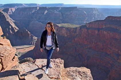 Grand Canyon West Rim Air and Ground Day Trip from Las Vegas with Optional Skywalk e7da03ce-387f-4181-912e-358621ccae98