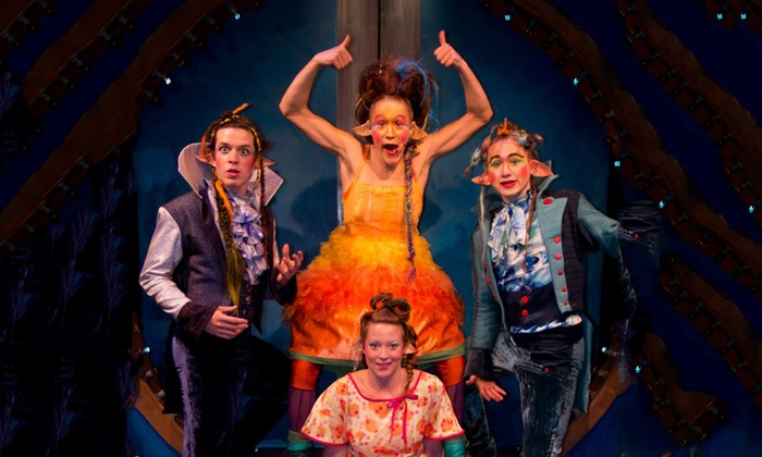 SteppingStone Theatre - Summit - University: The Learning Fairy at SteppingStone Theatre