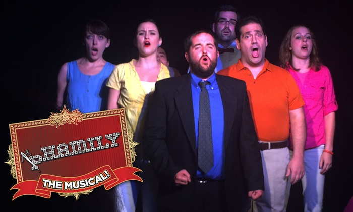 pH Comedy Theater - Edgewater: pHamily The Musical