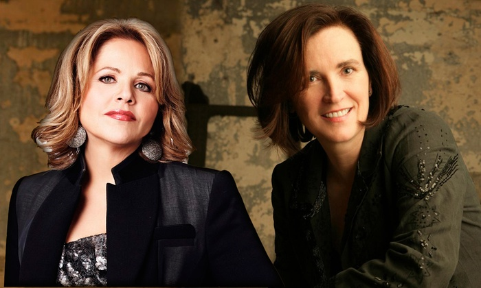 Harris Theater for Music and Dance in Millennium Park - Downtown: Renée Fleming & Patricia Barber: Higher at Harris Theater for Music and Dance in Millennium Park
