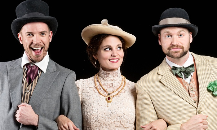 The Alden - Tysons Corner: American Shakespeare Center on Tour: The Importance of Being Earnest at The Alden