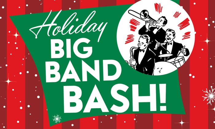 Scottish Rite Center  - Lakeside Apartments District: Holiday Big Band Bash! at Scottish Rite Center