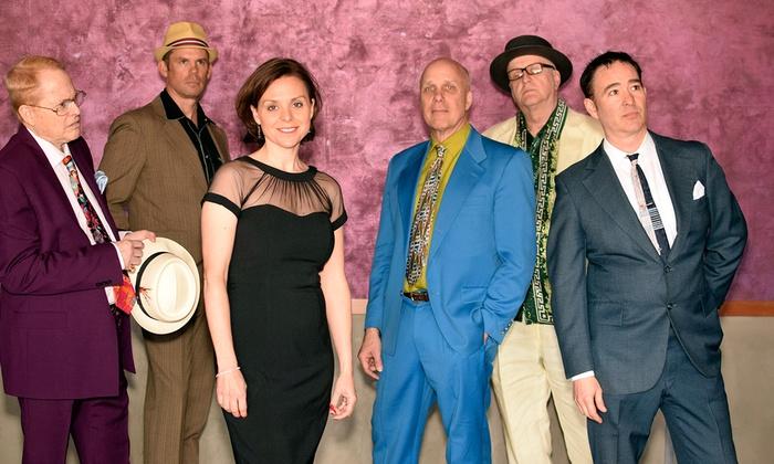 Montpelier Arts Center - South Laurel: Chaise Lounge Band at Montpelier Arts Center