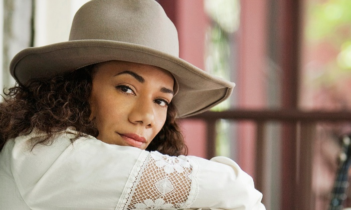 Segerstrom Center for the Arts, Samueli Theater - Costa Mesa: Martha Redbone Roots Project at Segerstrom Center for the Arts, Samueli Theater