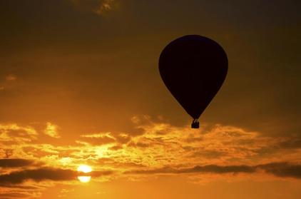 Albuquerque Hot Air Balloon Ride at Sunset 5da5e422-944d-4b90-8c0e-8fb33740cbb6
