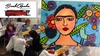 BrushCapades Seattle - Pioneer Square: Finding Frida: Finding Ourselves at BrushCapades Seattle