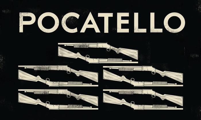The MET Theatre - Hollywood Studio District: Pocatello at The MET Theatre