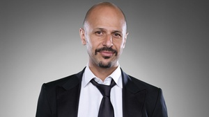 The Comedy Store - Main Room - on Sunset: Comedian Maz Jobrani at The Comedy Store - Main Room - on Sunset