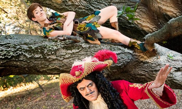 Julia Morgan Theater - Elmwood: Peter Pan at Julia Morgan Theater