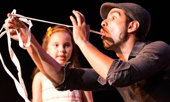 Rosslyn Spectrum Theatre - North Rosslyn: Magician Juan Estrella: My Family Magic Show at Rosslyn Spectrum Theatre