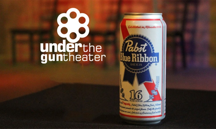 Under the Gun Theater - Under the Gun Theater: $3 PBR Comedy Hour at Under the Gun Theater