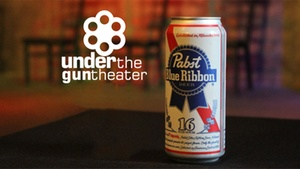 Under the Gun Theater: $3 PBR Comedy Hour at Under the Gun Theater