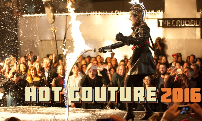 The Crucible - Acorn: Hot Couture Fashion Show at The Crucible