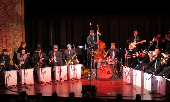 Chevalier Theatre - Downtown Medford: Cape Ann Big Band at Chevalier Theatre