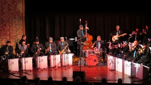 Chevalier Theatre: Cape Ann Big Band at Chevalier Theatre