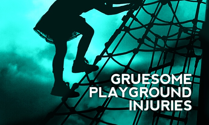 Made Up Theatre - Fremont: Gruesome Playground Injuries at Made Up Theatre