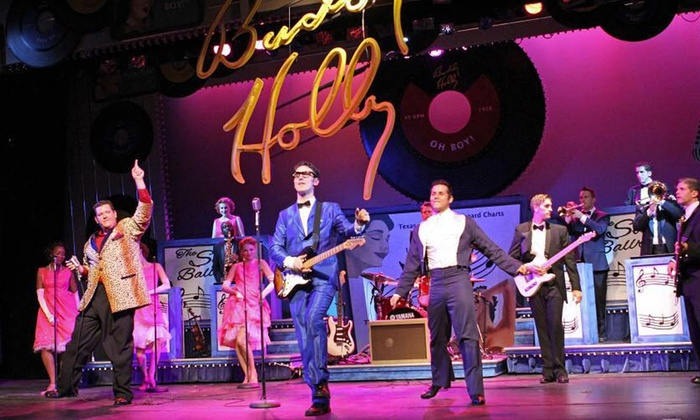 The Legacy Theatre - Persimmon Creek: Buddy! The Buddy Holly Story at The Legacy Theatre