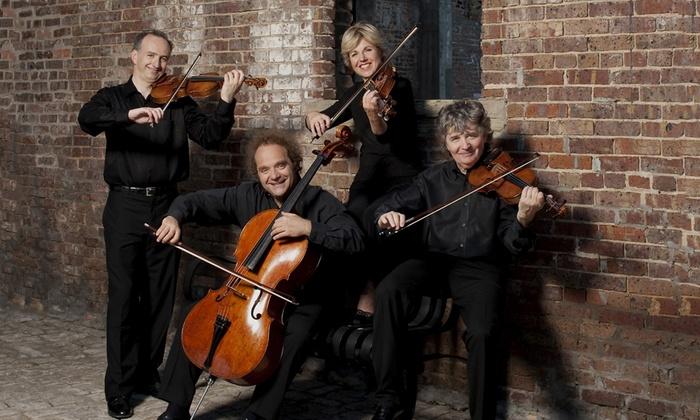 Jordan Hall at New England Conservatory - Fenway - Kenmore - Audubon Circle - Longwood: Takács Quartet at Jordan Hall at New England Conservatory