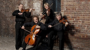Jordan Hall at New England Conservatory: Takács Quartet at Jordan Hall at New England Conservatory
