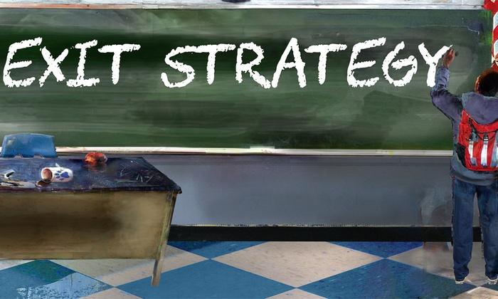 Suzanne Roberts Theatre - Avenue of the Arts South: Exit Strategy at Suzanne Roberts Theatre