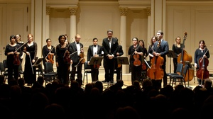 Adelphi University Performing Arts Center : Chamber Orchestra of New York: Souvenirs from Films at Adelphi University Performing Arts Center