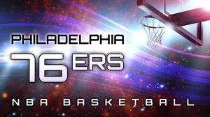 Wells Fargo Center - Philadelphia: Philadelphia 76ers NBA Basketball at Wells Fargo Center - Philadelphia
