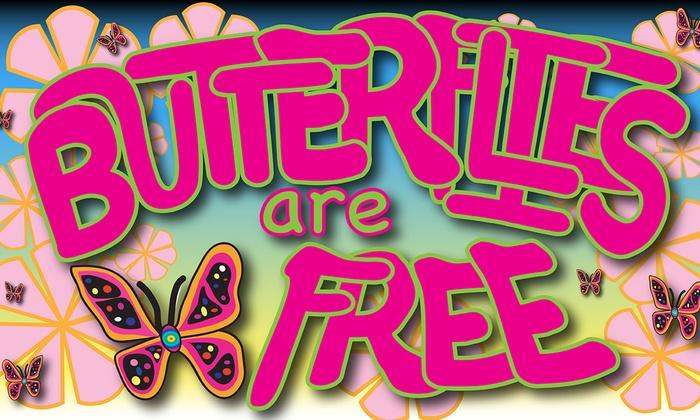 JCAT- The J's Cultural Arts Theatre  - Ojus: Butterflies Are Free at JCAT- The J's Cultural Arts Theatre