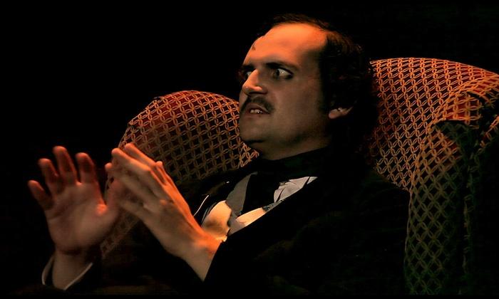 Warner Grand Theatre - San Pedro: Poe: In His Own Words at Warner Grand Theatre