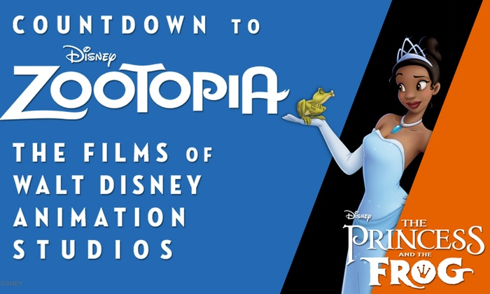El Capitan Theatre - Central Hollywood: The Princess and the Frog at El Capitan Theatre