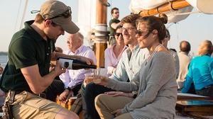 Schooner America 2.0: Champagne Sunset Sail on Schooner America 2.0 at Schooner America 2.0